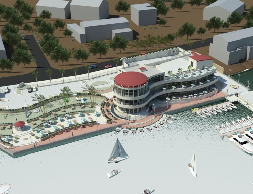 Waterfront Center