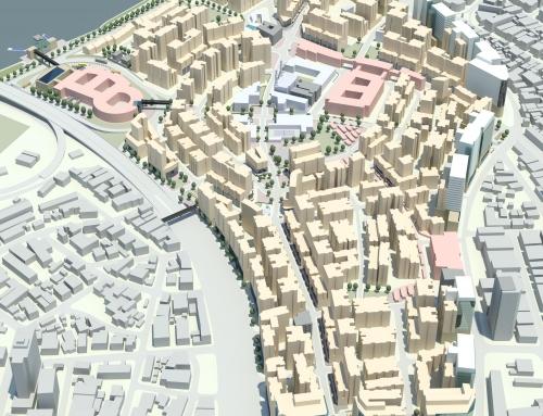 Issa Williams – District Redevelopment Plan